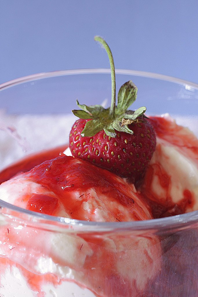 My Madison Bistro » Strawberry Rhubarb Compote