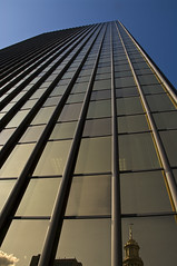 Gold Building (Chalto!) Tags: city usa reflection building gold connecticut hartford 15challengeswinner