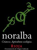 Etiqueta - Noralba 2005 - Tinto Crianza Ecológica