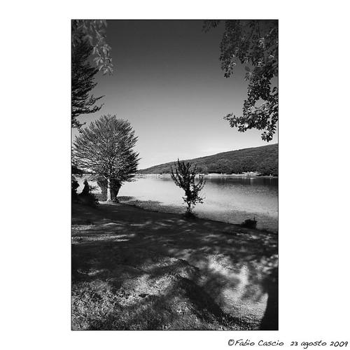 Sicily: Lake Maulazzo 18