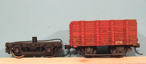 bogie & wagon
