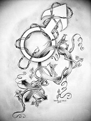 """Together"" Tattoo design by Denise A. Wells (Denise A. Wells) Tags: flowers blackandwhite flower male art love tattoo female pencil typography groom bride design sketch cool artwork kiss artist emotion symbol drawing marriage together trust barbedwire forever feeling lover thorns distance pleasure zeichnungen kewl techniques astronomical passionate shading irezumi tattoodesign guarded interlocked shielded beinlove lovetattoo freetattoodesigns shadingtechniques barbedwiretattoo tattoodesignsforwomen deniseawells calligraphyalphabet customtattoodesign tattoodesignsforgirls girlytattoodesigns imagenesdeflashestattoos colorbombtattoos nativeamericantattooartist femininegirlytattoos professionallydesignedtattoos lovetattoodesigns tattoosforcouples lovetattooflash creativetattoodesigns couplestattoo tattoodesignbarbedwire epicink barbedwiretattoodesigns denyceangel40yahoocom epictattoos crosshatchingshading artistshadingtools shadingtechniqueswithpencil realisticpencildrawings tattoocreator thebesttattoodesigns wickedtattoosdesigns"