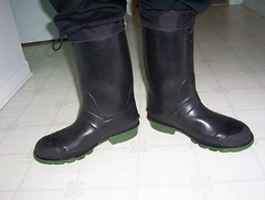 Kamik Industrial Winter Rubber Boots 13'' (JeanLemieux91) Tags: old winter canada black industrial noir toe boots steel rubber used heavy 13 thick bottes industriel dhiver caoutchouc lourd kamik