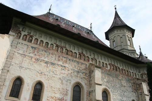 Igrejas Pintadas da Moldávia Roménia