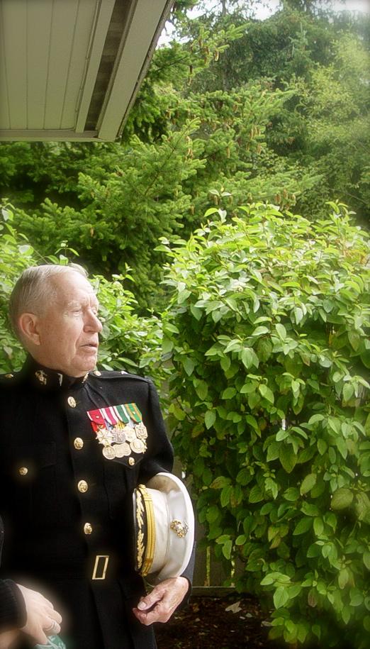 General Chadwick USMC