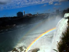 niagra falls rainbow 2 (VibZZZ) Tags: sky church michigan gothic niagrafalls ferns mountlaguna