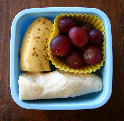 Kindergartner Snack #10: September 14, 2009