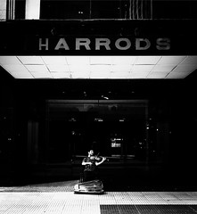 The Abandoned Harrods in Buenos Aires (Stuck in Customs) Tags: world city travel urban music white black abandoned argentina argentine america shopping photography march calle store high buenosaires nikon day alone republic sad dynamic stuck florida outdoor buenos aires empty south homeless echo harrods nostalgia violin lonely top100 portfolio economic range financial economy 2009 department crisis hdr trey rhythm customs 1913 ratcliff subsidiary injunction stuckincustoms d3x