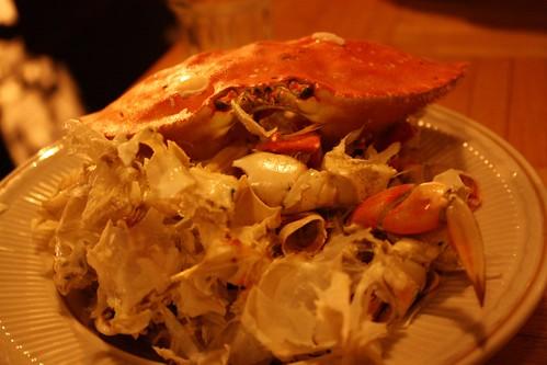 Crab Masacre