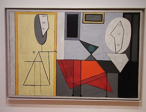 pablo picasso「the studio」