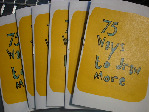 75 Ways to Draw More