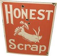 honest+scrap+award from Parita