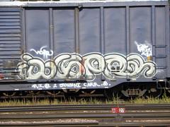 wspr (H.R. Paperstacks) Tags: streetart art minnesota graffiti paint steel painted graf stpaul minneapolis mpls tc spraypaint twincities graff aerosol mn stp freights spraypainted benching wspr