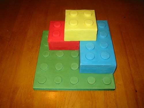 08 - Lego Cake