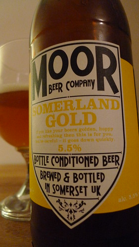 Moor Somerland Gold IPA