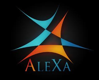 Alexa Fashion Logo Design