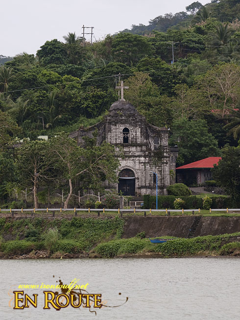 Bato Church by the river