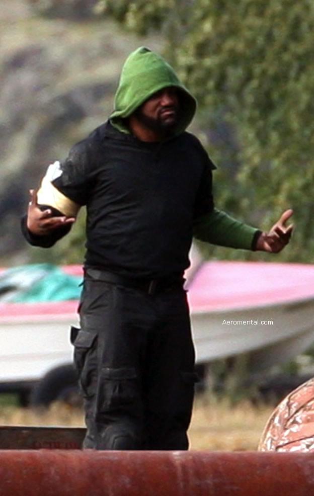 película Los Magníficos Quinton Jackson 3
