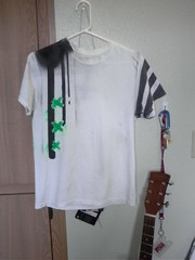 Blaspheme shirt - After mod