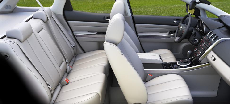 Mazda CX-7 comfort