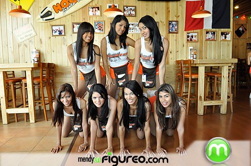 Chicas Hooter Republica Dominicana 9