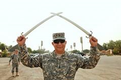 Texas Adjutant General (The National Guard) Tags: army texas iraq baghdad armynationalguard citizensoldier majorgeneral armyguard texasnationalguard majgen adjutantgeneral texasmilitaryforces