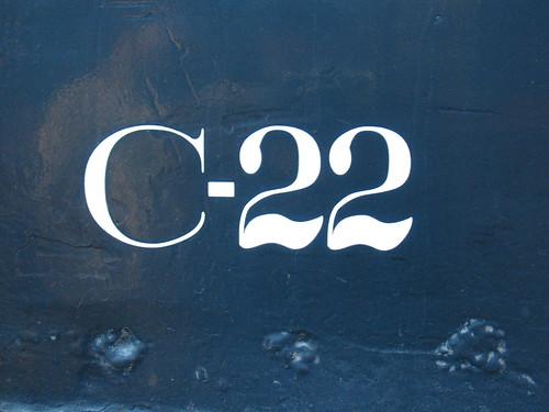 number C-22