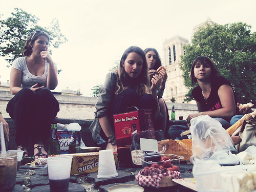Picnic at the Seine