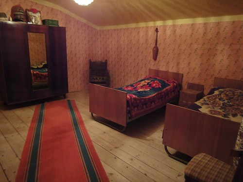 Guesthouse Shxara em Ushguli - Svaneti Geórgia