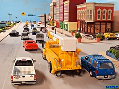 Slow Going on Keys Blvd. Diorama (Phil's 1stPix) Tags: cherrypicker olympus hobby boom replica hotwheels greenlight altec collectible diorama matchbox scalemodel diecast maisto buckettruck dcp mysticbeach revell ertl firstgear johnnylightning internationaltruck racingchampions utilitytruck diecastcar diecastmodel diecasttruck diecastcollection 164scale speccast shelbycollectibles matchboxdiecast diecastcollectible 164diecast diecastvehicle malibuinternational 1stpix hotwheelsdiecast greenlightdiecast diecastdiorama 164truck 164vehicle 164scalediecast 164diorama 164car johnnylightningdiecast dgproductions 164automobile keysblvd 4300truck