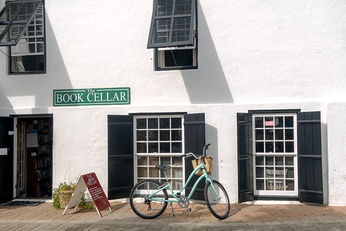 Book Store, St George, Bermuda. by travelationship, on Flickr
