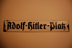 Adolf-Hitler-platz 1939 (_JamesDavies) Tags: street history sign germany streetsign hitler adolfhitler ww2 1939 regalia secondworldwar worldwartwo naziparty germanhistory placename hitlerplatz jamesd adolfhitlerplatz jamesdphotography adolfhitlerstrasse ernstheene