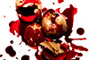 The life and his bloody track (vol.4) (Martin.Matyas) Tags: canon canonef50mmf18 eggs bloody tod eier thedarkside eos400d thelifeandhisbloodytrack