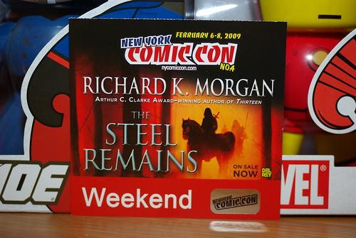 Comic Con Badge