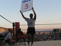 PICT1348 (G1 Photo) Tags: sports army war military iraq knockout bro boxing combat oif tko tq guardians operationiraqifreedom pugilism bigredone onephoto anbarprovince habbaniyah 1stid 101stfsb guardiancity 1stbde1stid 101stforwardsupportbattalion altaqqadum altaqaddum alhabbaniyah cando sweetscience thesweetscience thesquarecircle 1stmaintenance usarmy usmilitary g1photo devilbrigade 1photooc6