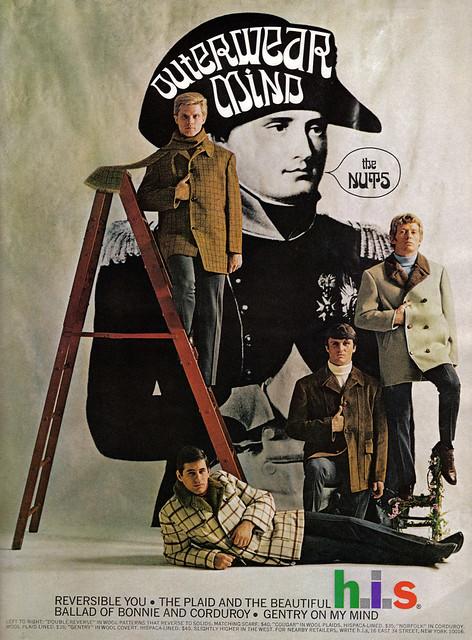 Vintage Ad #704: Outerwear Mind