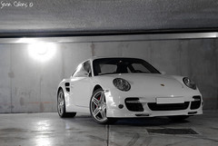White is white - Porsche 997 Turbo (calians.sevan) Tags: world auto new trip light sunset sea urban white france color art cars love beautiful car wheel sport speed canon wow french fun photography photo amazing nikon focus europe flickr pretty shoot photographer photoshoot flat image photos parking wheels 911 performance dream automotive spot exotic turbo photograph porsche motor nikkor fabulous rim rims tamron 2008 technique blanc luxury rare 2009 supercar luxe spotting 2007 vitesse artisitic vehicule 997 carspotting sevan d40 flat6 d80 calians
