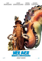 Poster Ice Age Dawn of the Dinosaurs