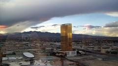 Clouds over Vegas (Doc Holly) Tags: streetlife yearoftheox wynnhotellasvegas vegas2009