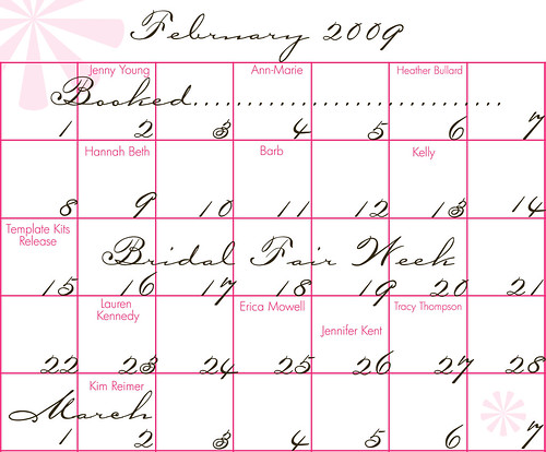 calendar more info on my blog...which is SLOWLY but surely coming together haha