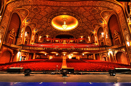 [フリー画像] 建築・建造物, 美術館・博物館・劇場, アメリカ合衆国, ロードアイランド州, 映画館, 201006120100