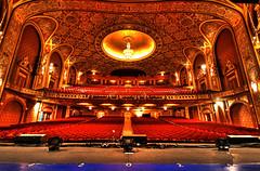 [免费图片] 建筑物, 博物馆・剧场, 美國, 羅德島州, 电影院, 201006120100