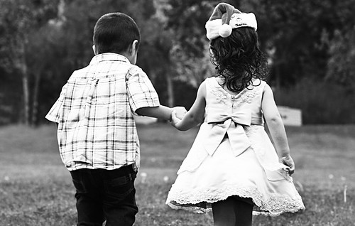 157/365 - Holding Hands