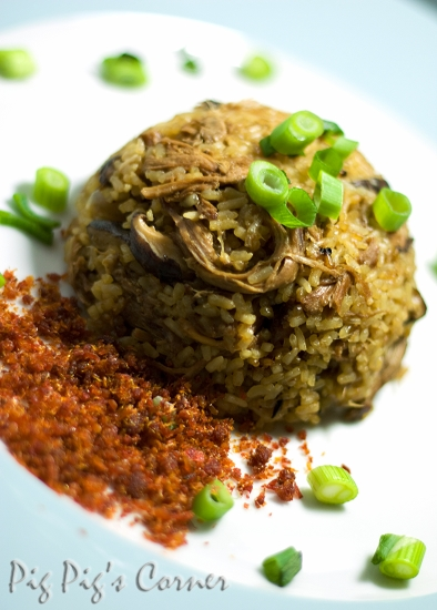 8 hr pork rice