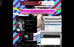 lily allen myspace