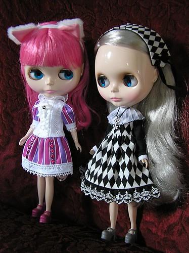 Cheshire & Artemis