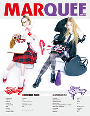 MARQUEE Vol.71 表紙