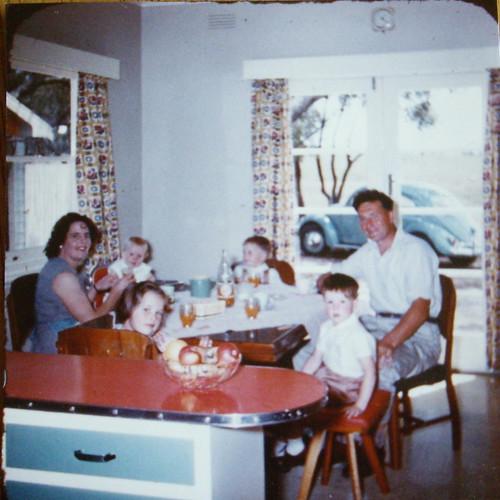 Twitter: 46/365 Family 1961