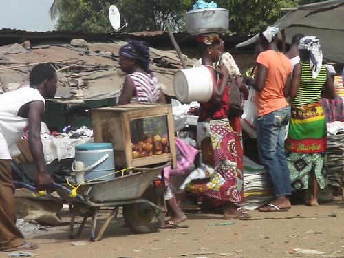 Liberia_Mercado callejero