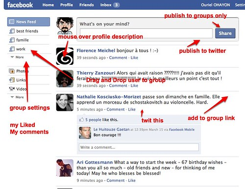 new status for facebook